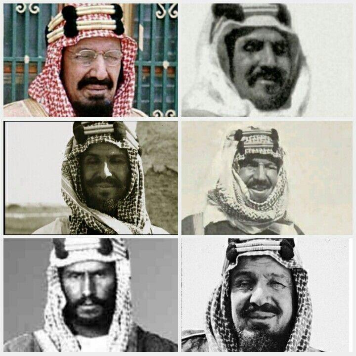 King Abdulaziz King Of Saudi Arabia Middle East Arabic Island Saudi Men Ksa Saudi Arabia King