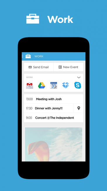 Say Hello to Aviate, The Google Now of Android Launchers