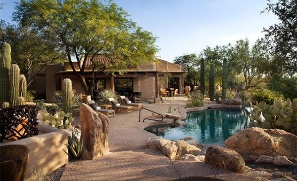 Desert Landscaping Ideas Drought Tolerant Garden Design Ideas Backyard  Landscape