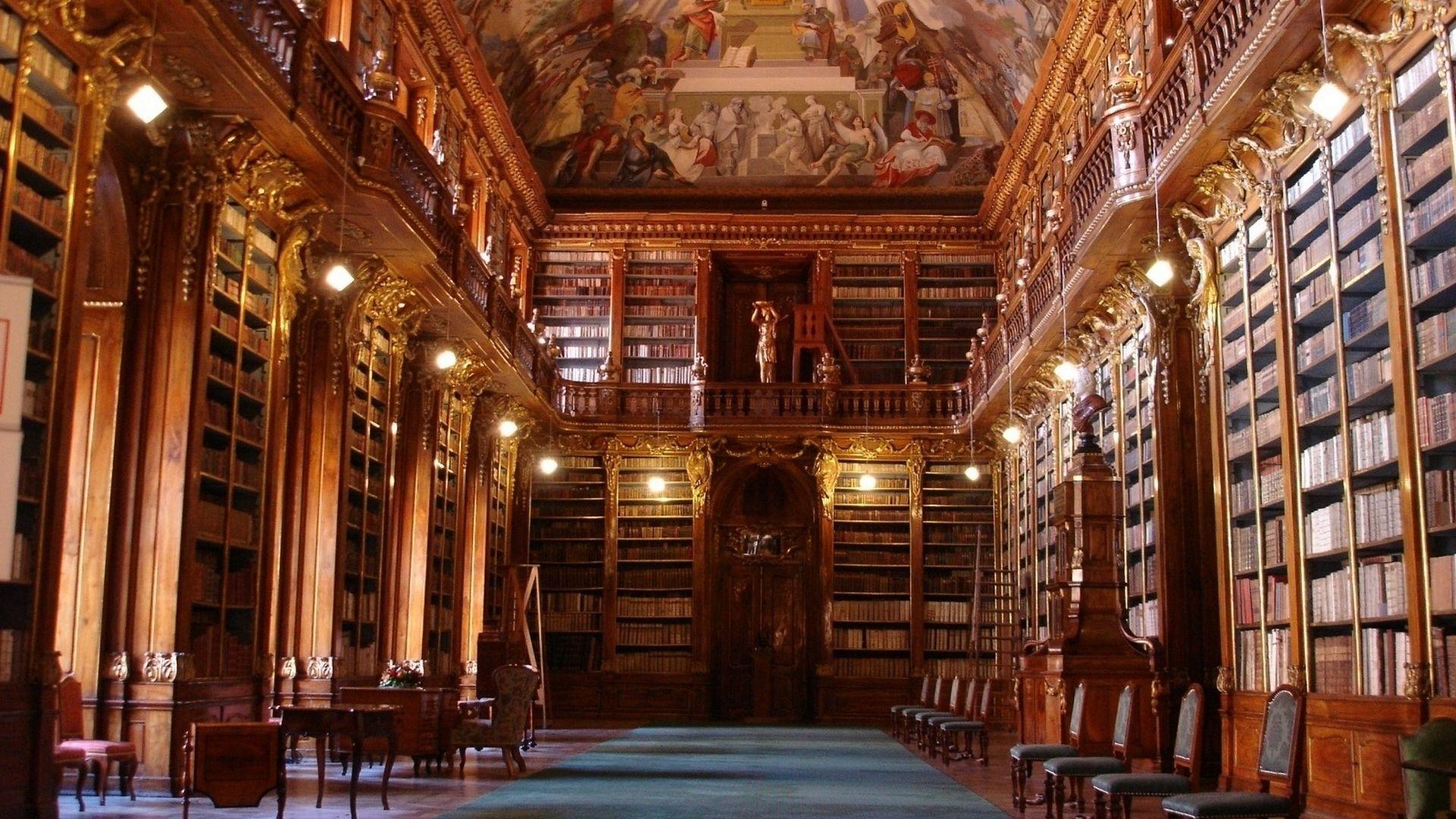 fond d 39 cran de vieille biblioth que vieilles biblioth ques pinterest livres de biblioth que. Black Bedroom Furniture Sets. Home Design Ideas