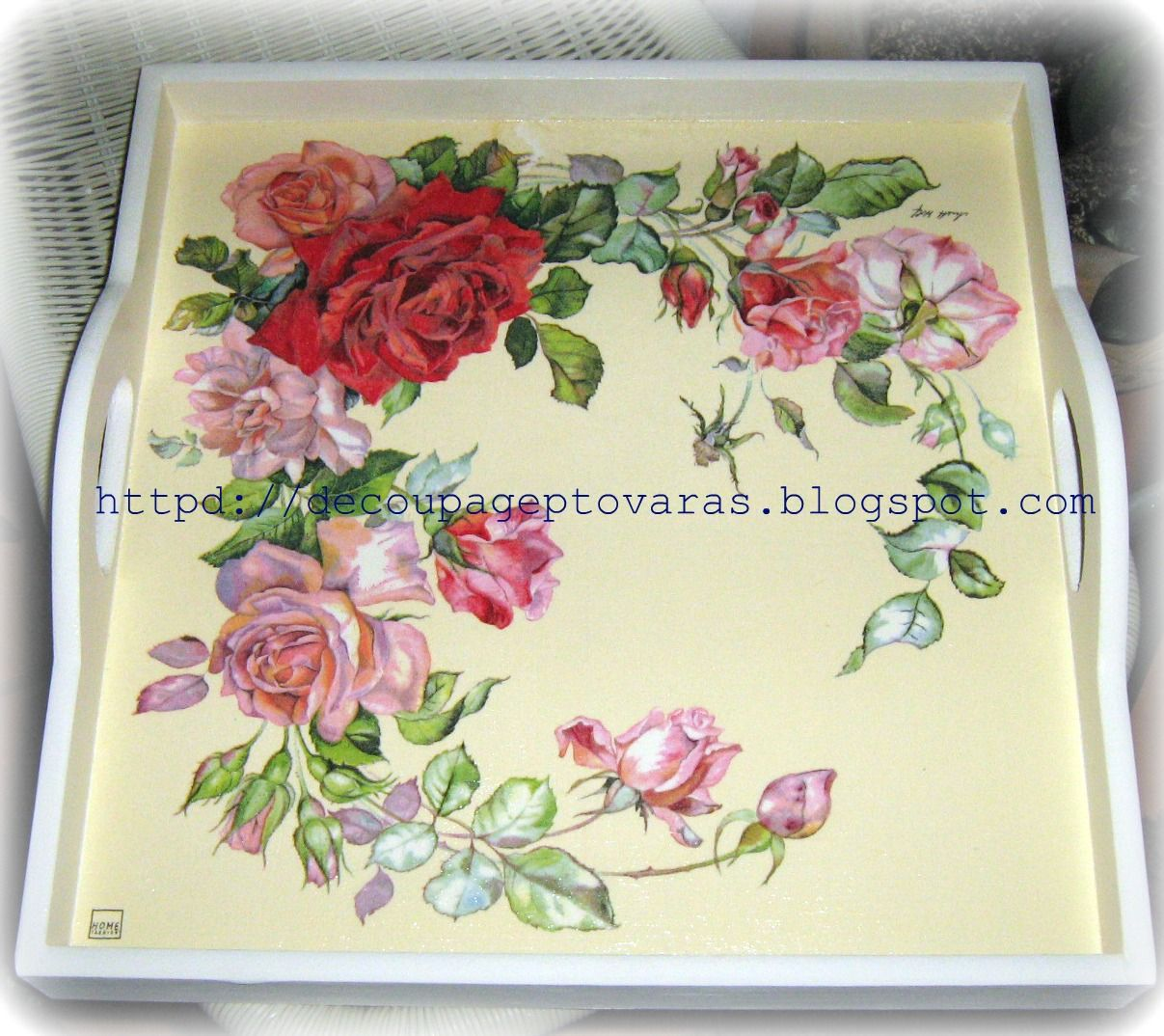 decoupage | How to Decoupage
