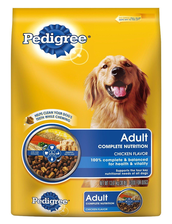 Pin By Brianne On Dog Food Brands Dog Food Recall Pedigree Dog