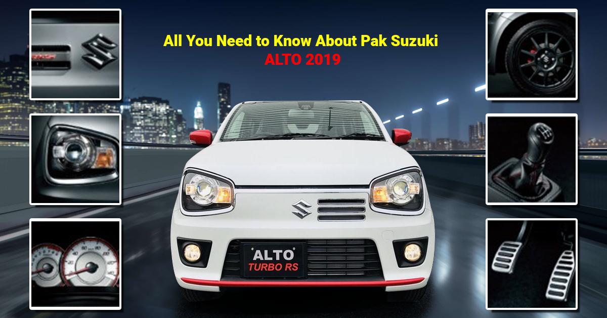 All You Need To Know About Pak Suzuki Alto 2019 Suzuki Alto Suzuki Compare Cars