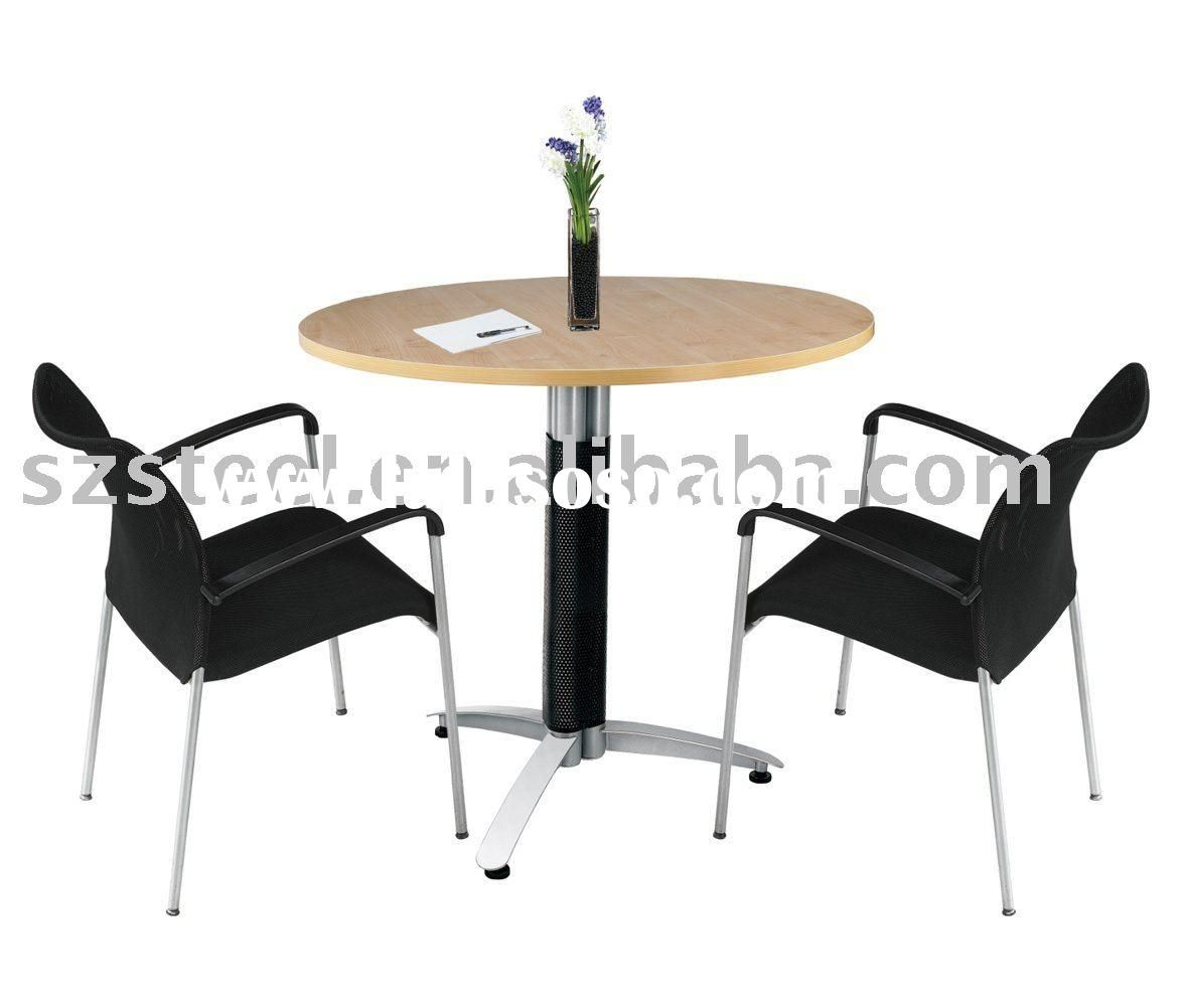 Small Round Conference Table With Chairs Httparghartscom - Small round meeting table