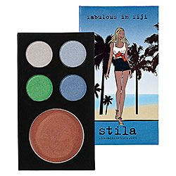 Stila - Fabulous In Fiji Travel Palette   #sephora