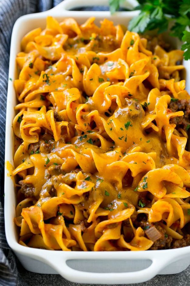 50 Best Recipes With Ground Beef images