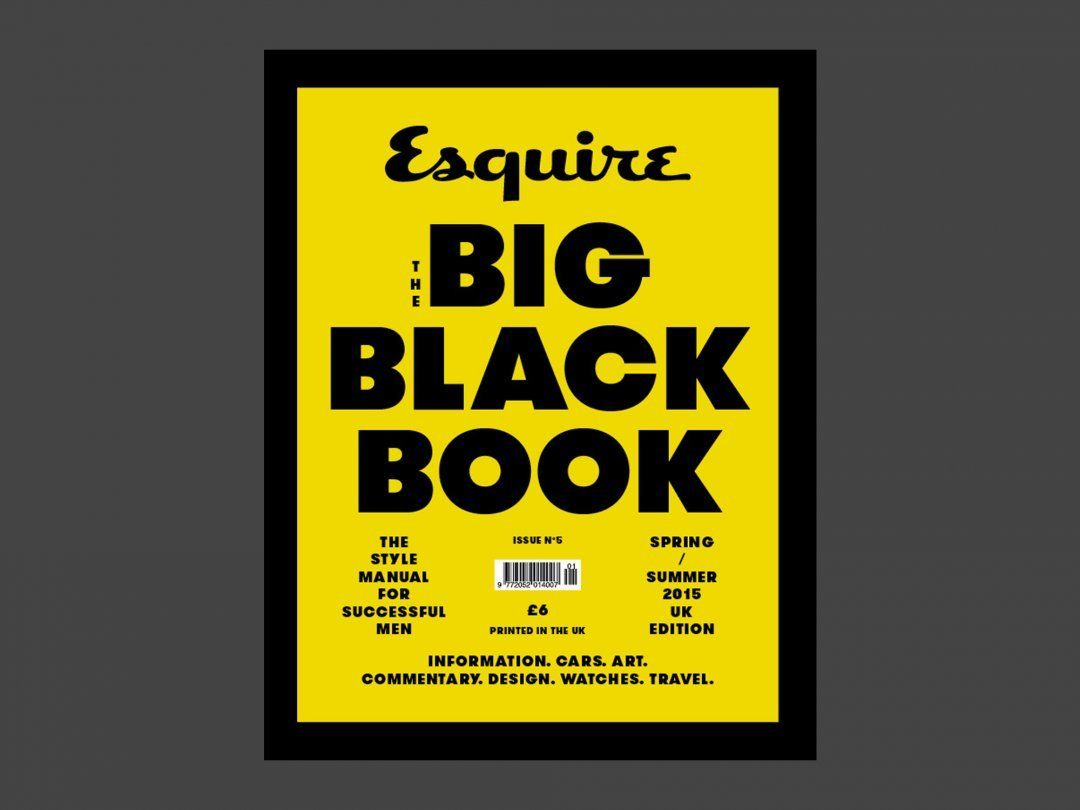 The Big Black Book Is Back For SS15