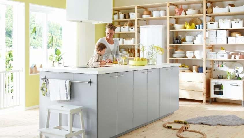 Ikea cucine 2016 - Cucina con ante Veddinge Ikea