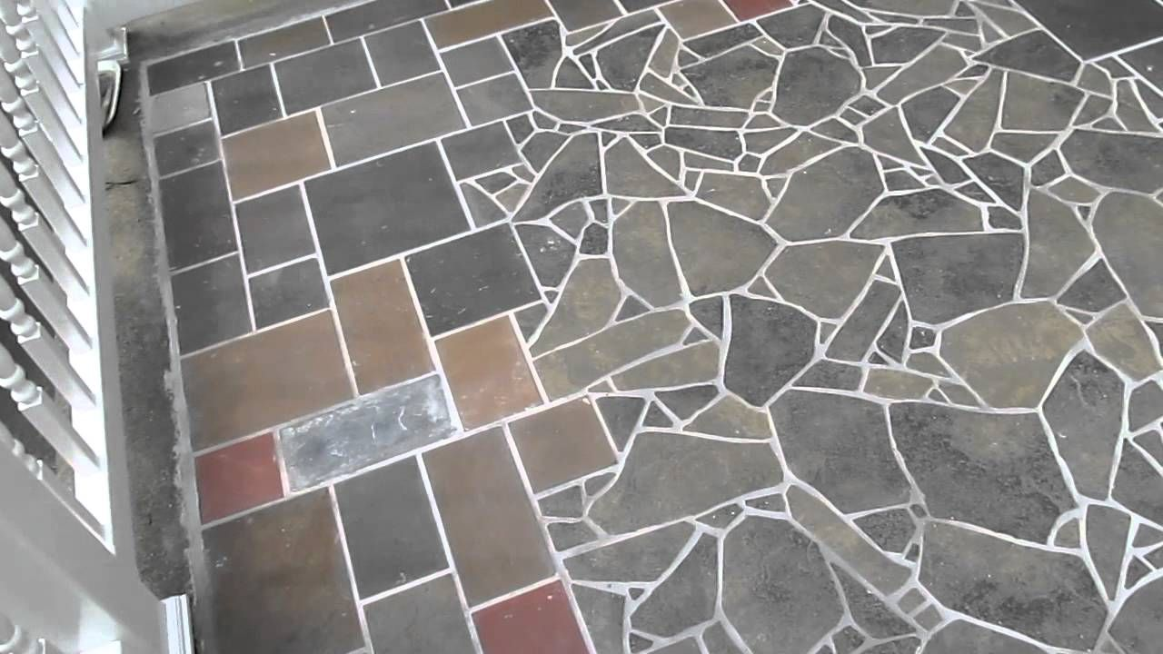patio mosaic designs patio flooring