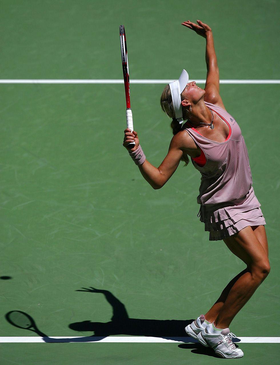 Tenniste Sport Tennis Donne