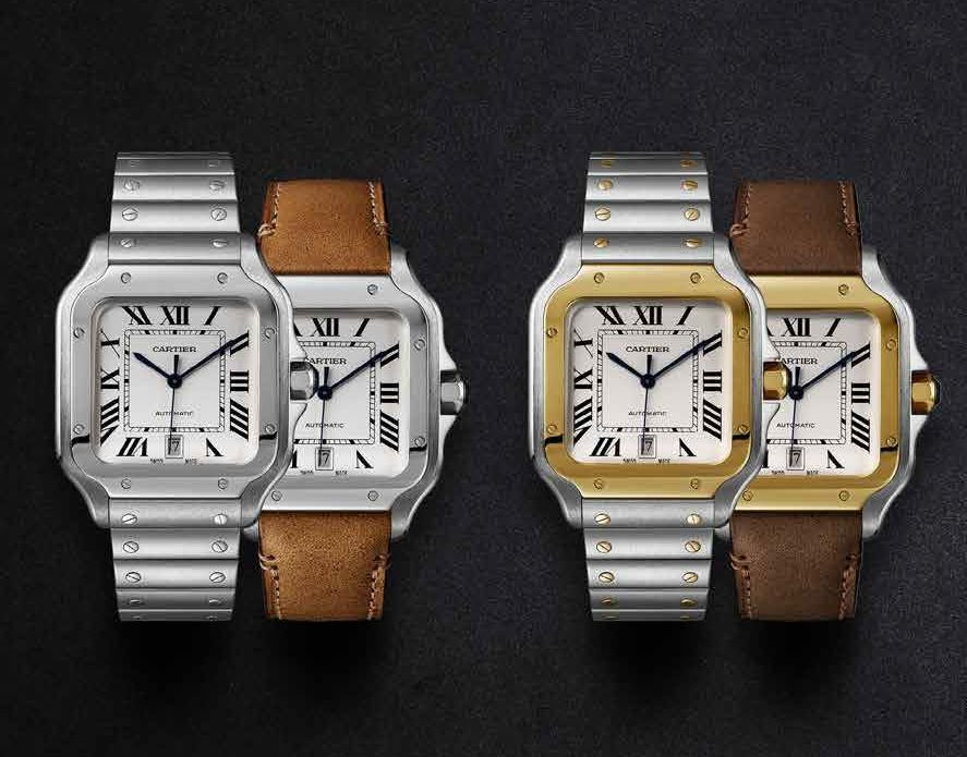 5c2d2ae5424 TimeZone   Industry News » SIHH 2018 - Cartier Santos