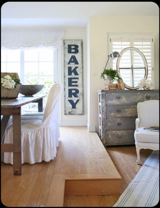 Bakery Old Stuff-but Great Stuff Pinterest Dekor - küchen mit granit arbeitsplatten