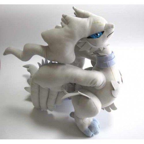 Pokemon 2011 Banpresto UFO Game Catcher Prize Reshiram Extra Large Size Plush Toy