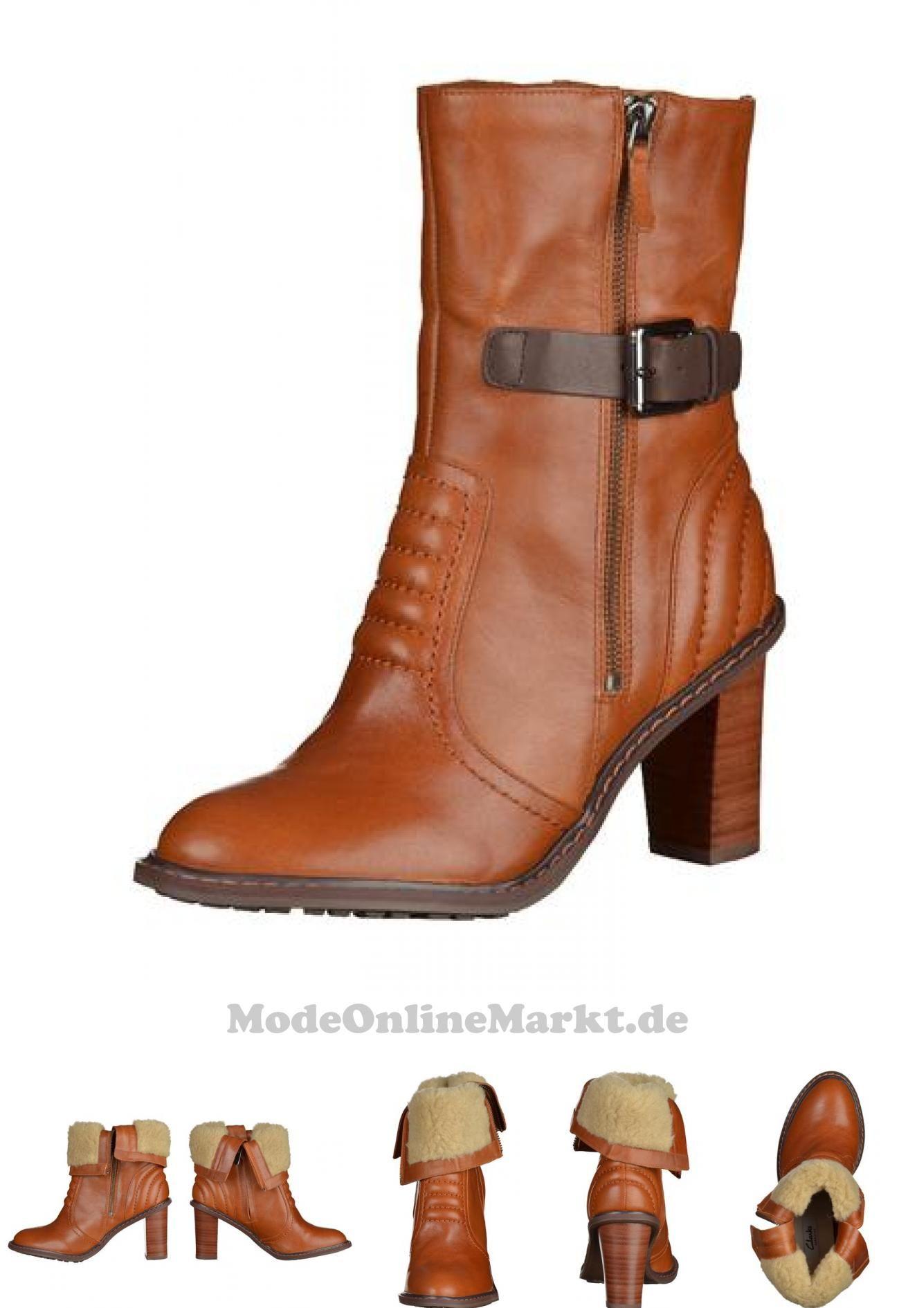 05051040533701 | #CLARKS #Damen #Stiefelette #braun