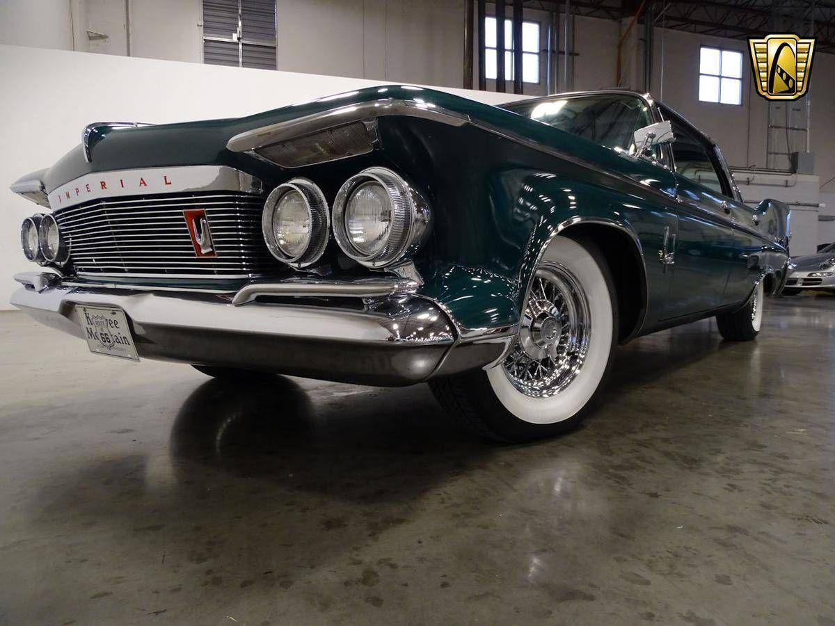 1961 Chrysler Imperial For Sale 2242281 Hemmings Motor News