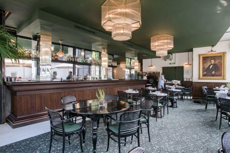 Brasserie Barbes Jbbl Architecture En Chantier Brasserie Barbes Design Commercial Logement