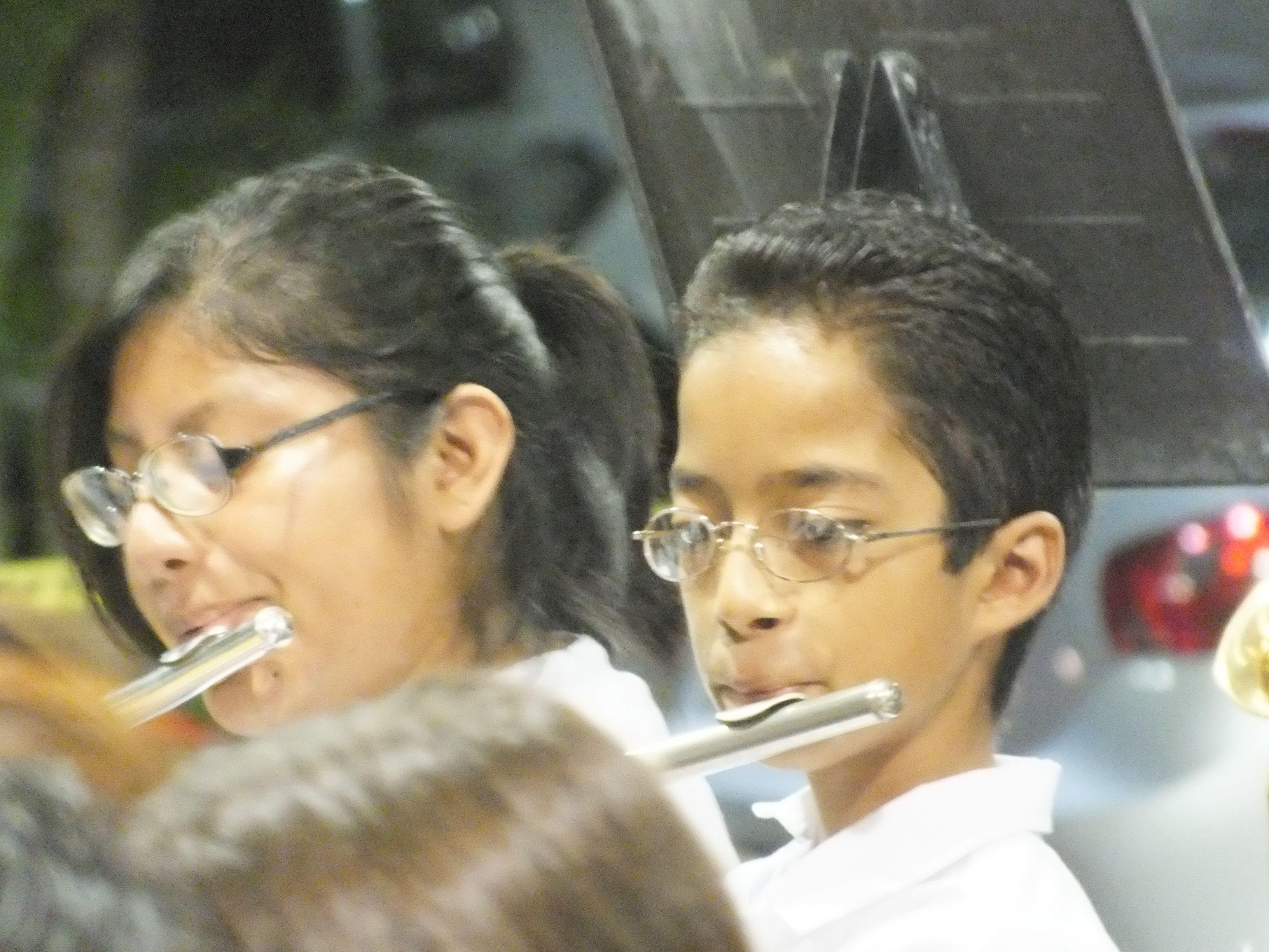 1er Festival de Orquesta Sinfonica Juvenil