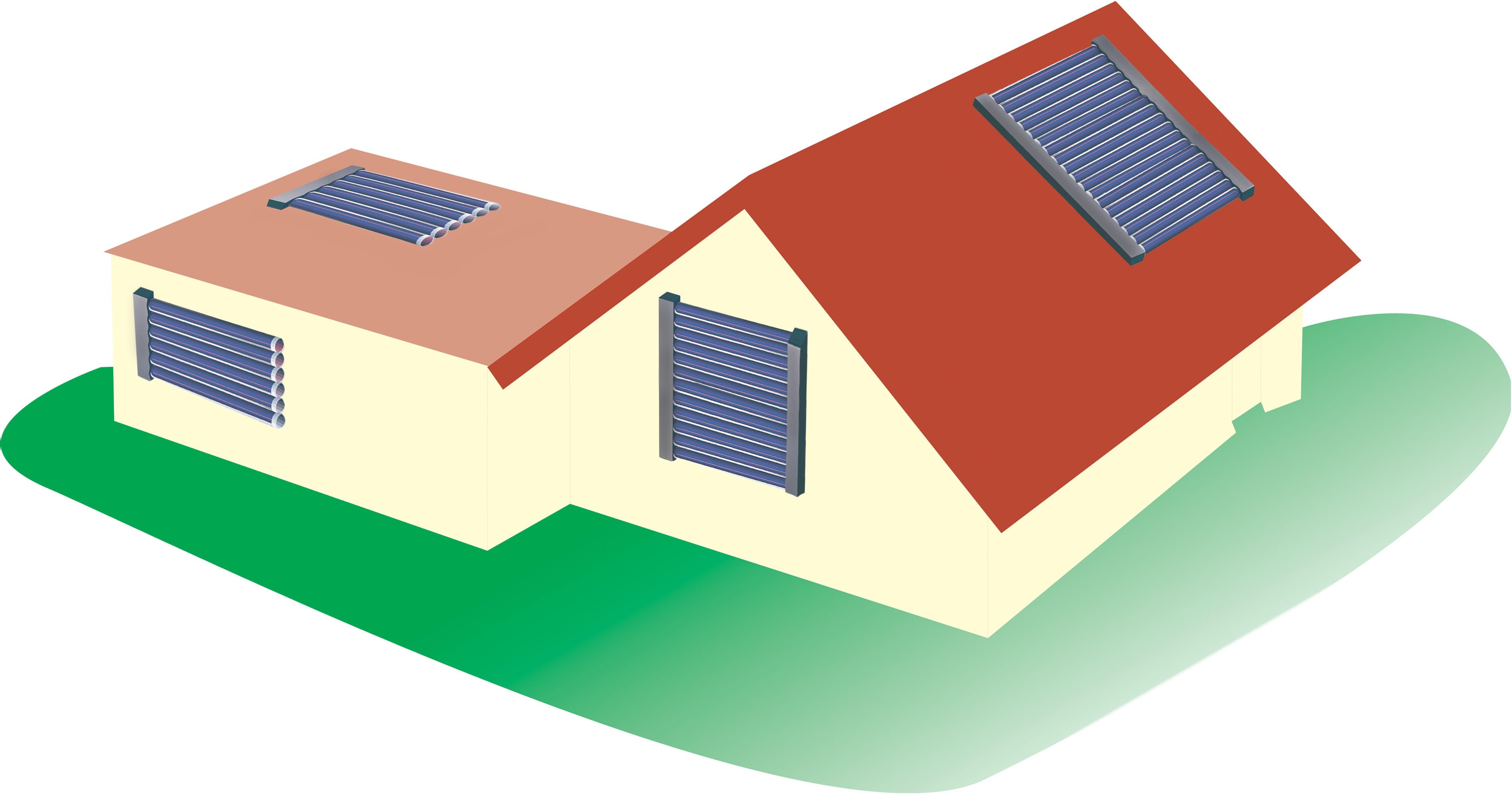 Sonnenkollektoren Sonnenkollektor Produkte Wulfrath
