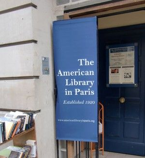Bonjour Paris - The American Library: Your Friend in Paris