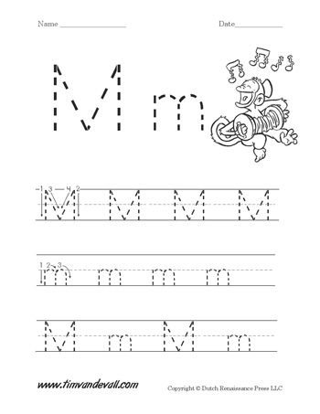 Letter M Worksheet Tim De Vall News To Go 4 In 2018 Pinterest
