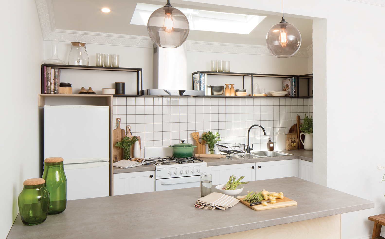 Kitchen Inspiration Gallery Bunnings Benchtop, tiles