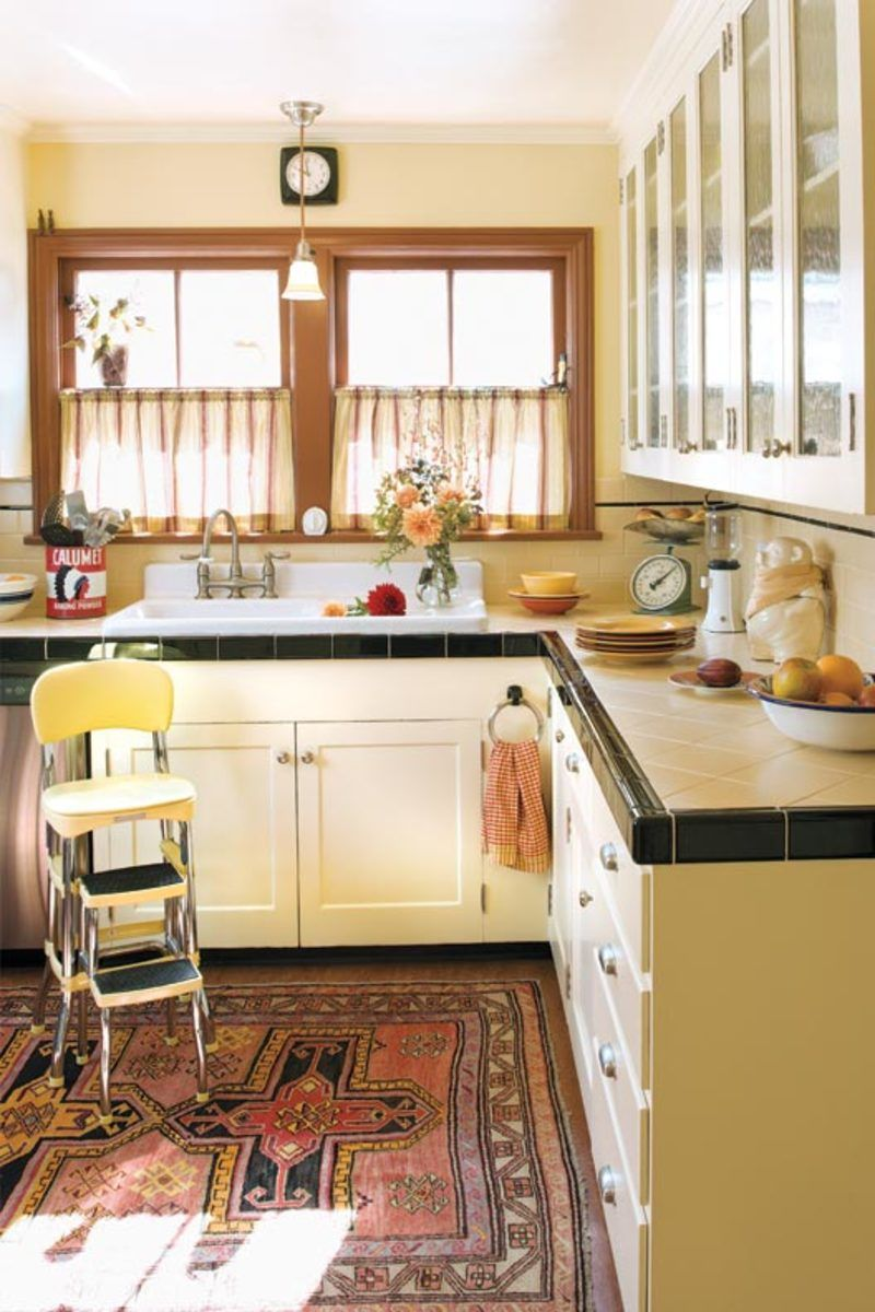 The Best Countertop Choices for OldHouse Kitchens