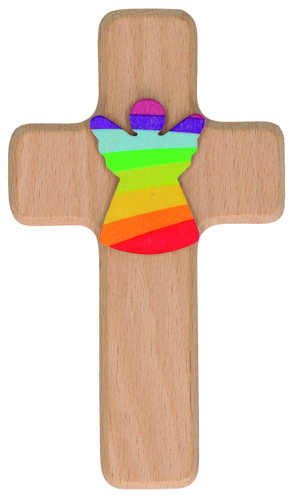 Kinderholzkreuz Schutzengel Kinder Holz Kreuze Und