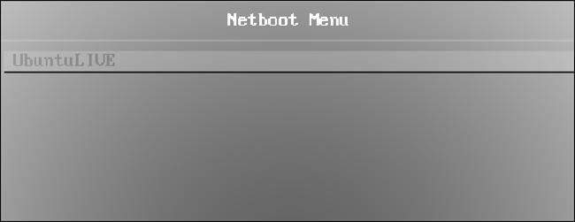 PXE boot an Ubuntu image from Windows Server 2008 | Pc