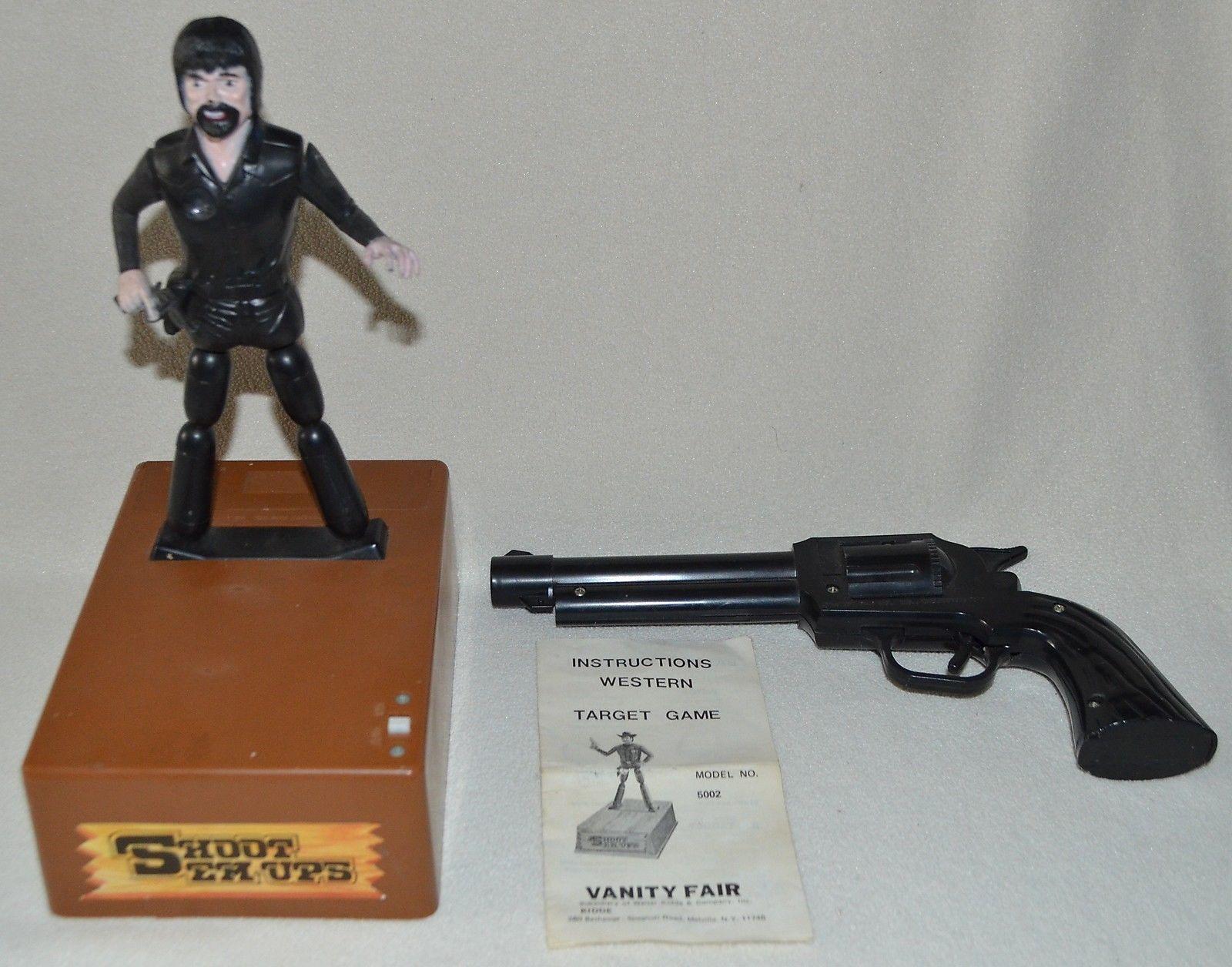 Shoot em up toy 70s/ebay | Vintage 60s 70s 80s Toys ...