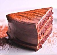 KICK BACK CAFE Vegan Chocolate Cake
