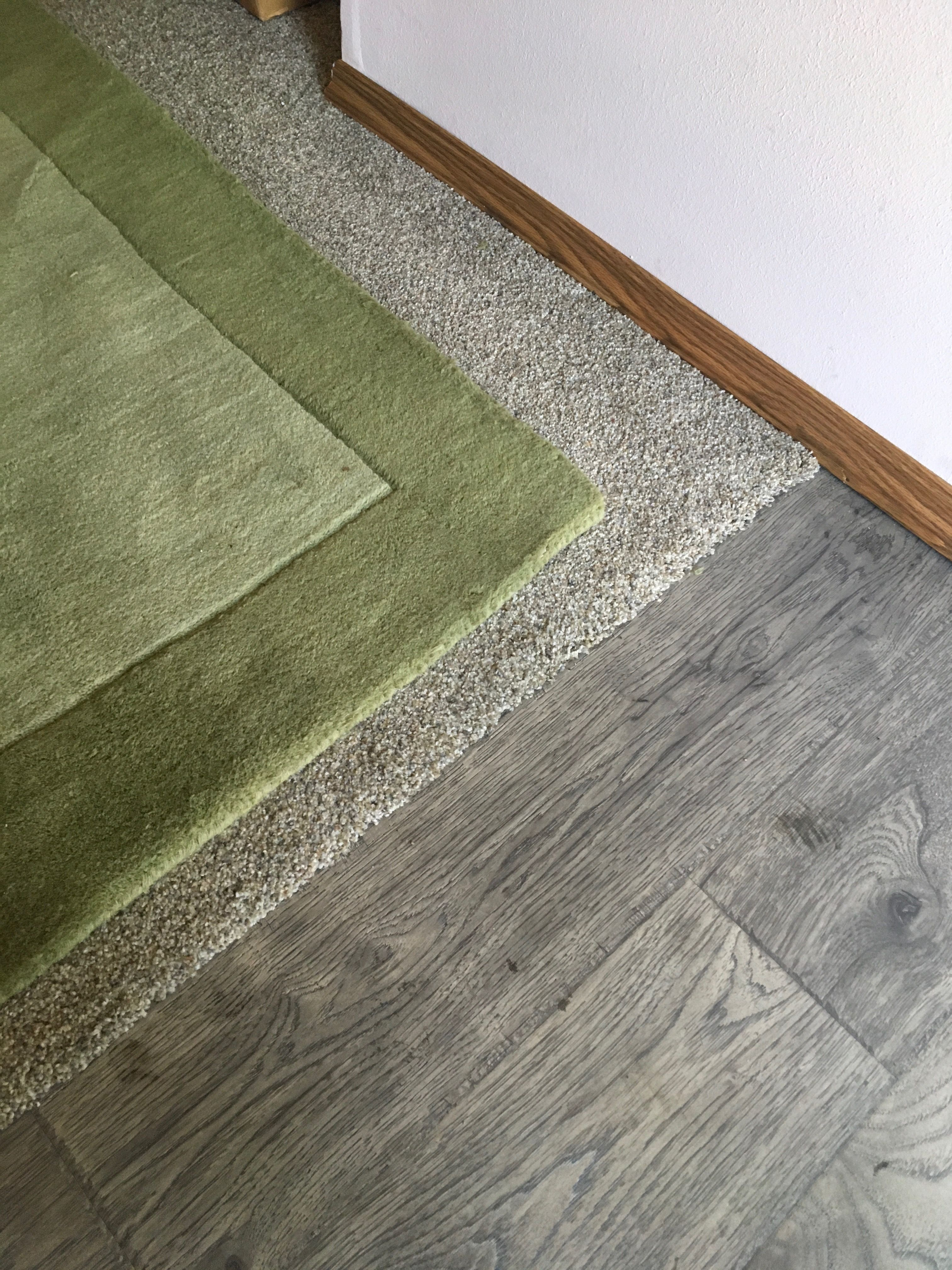 Pergo Anchor Gray Oak Stainmaster Carpet Olive Green 3