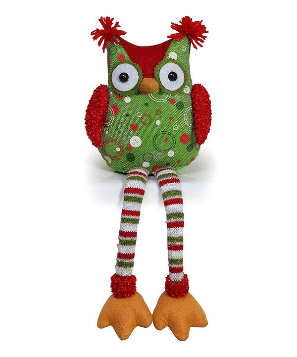 d45919707 Look at this Owl Shelf Sitter Figurine on #zulily today! | A: Owl ...