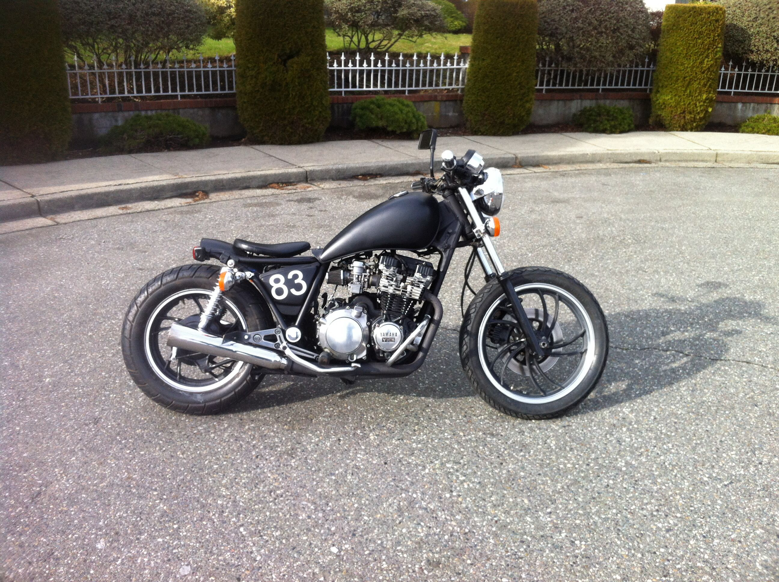 82 yamaha maxim 750 bobber motorjdi co