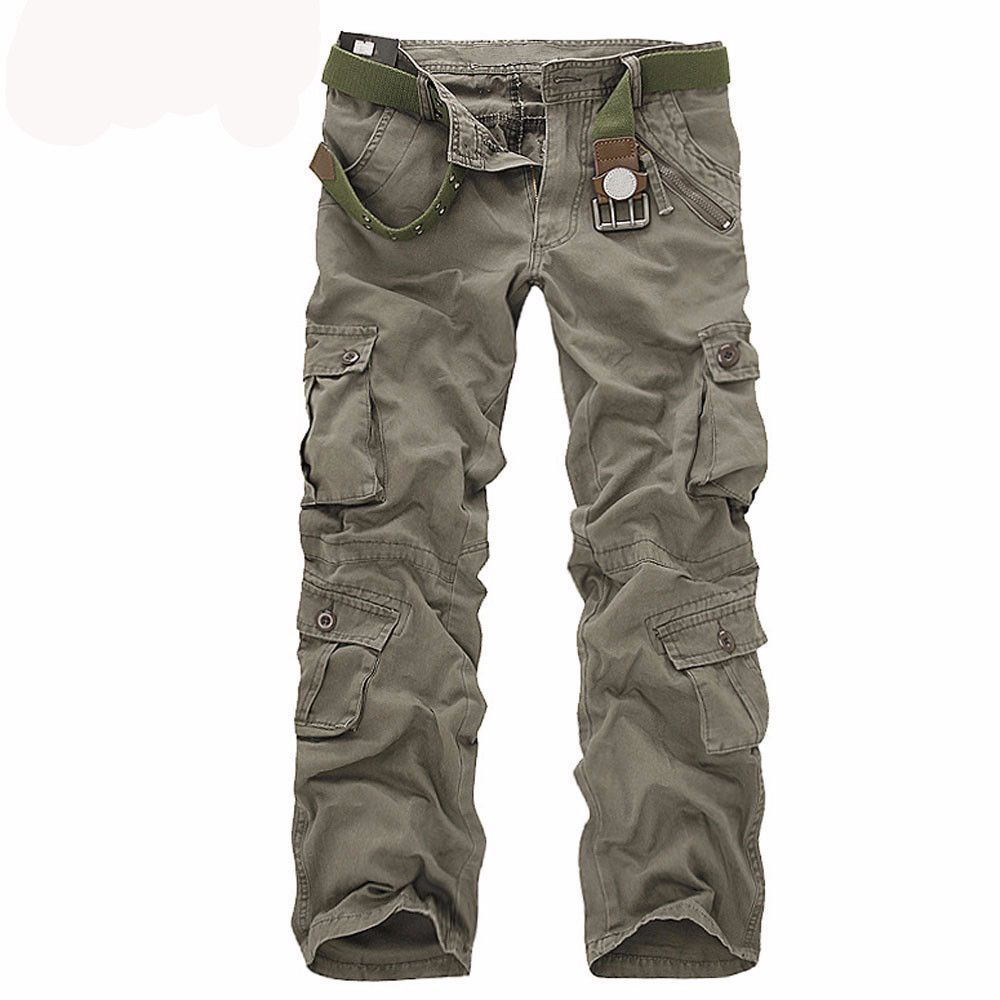 Military Style Sports Pants