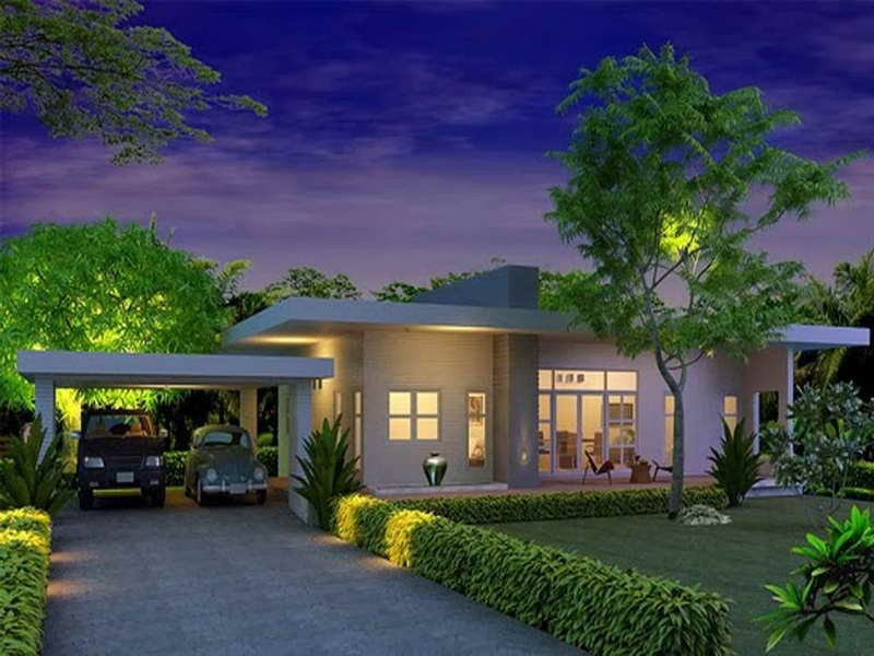 Contemporary Single Story Property Plans Interior Designy Single Storey House Plans House Plans Story House
