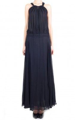 Georgette silk dress 125€ | SAYAN