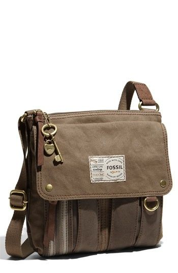 Man bag... simple yet genuine for the creative type of man.