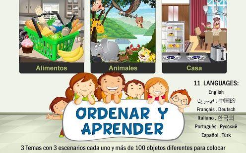 Ordenar y Aprender 4 Niños - screenshot thumbnail