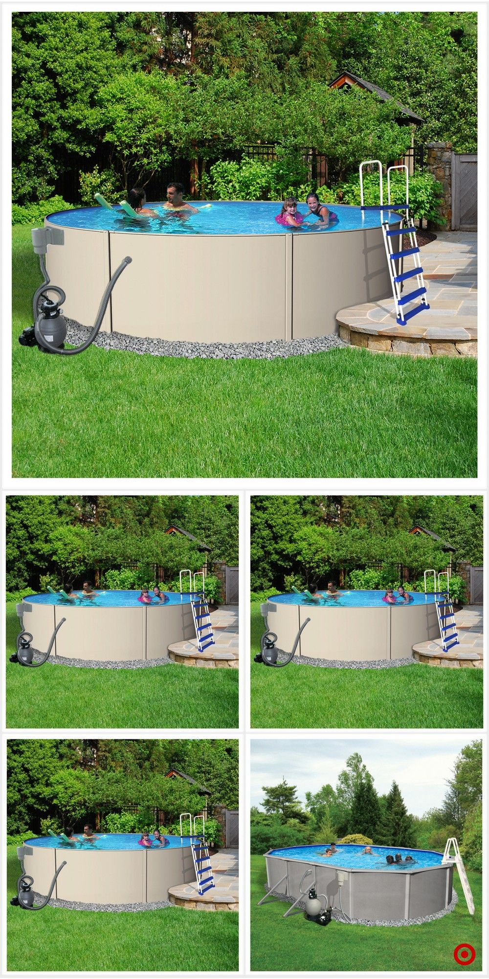 Shop Target For Above Ground Pools You Will Love At Great Low Prices Free Shipping On Orders Of