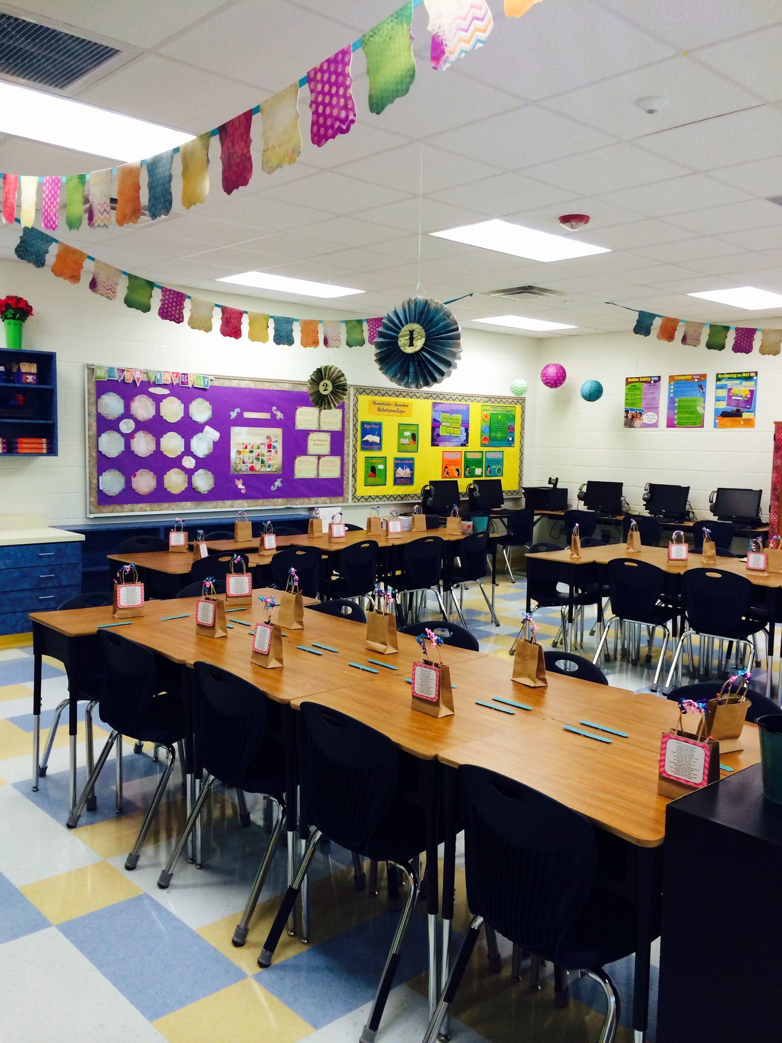 Retro Classroom Decor ~ Retro chic classroom school stuff pinterest
