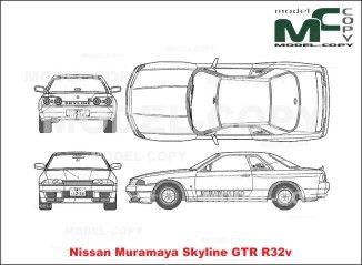 Пин от пользователя Model COPY на доске Nissan blueprints