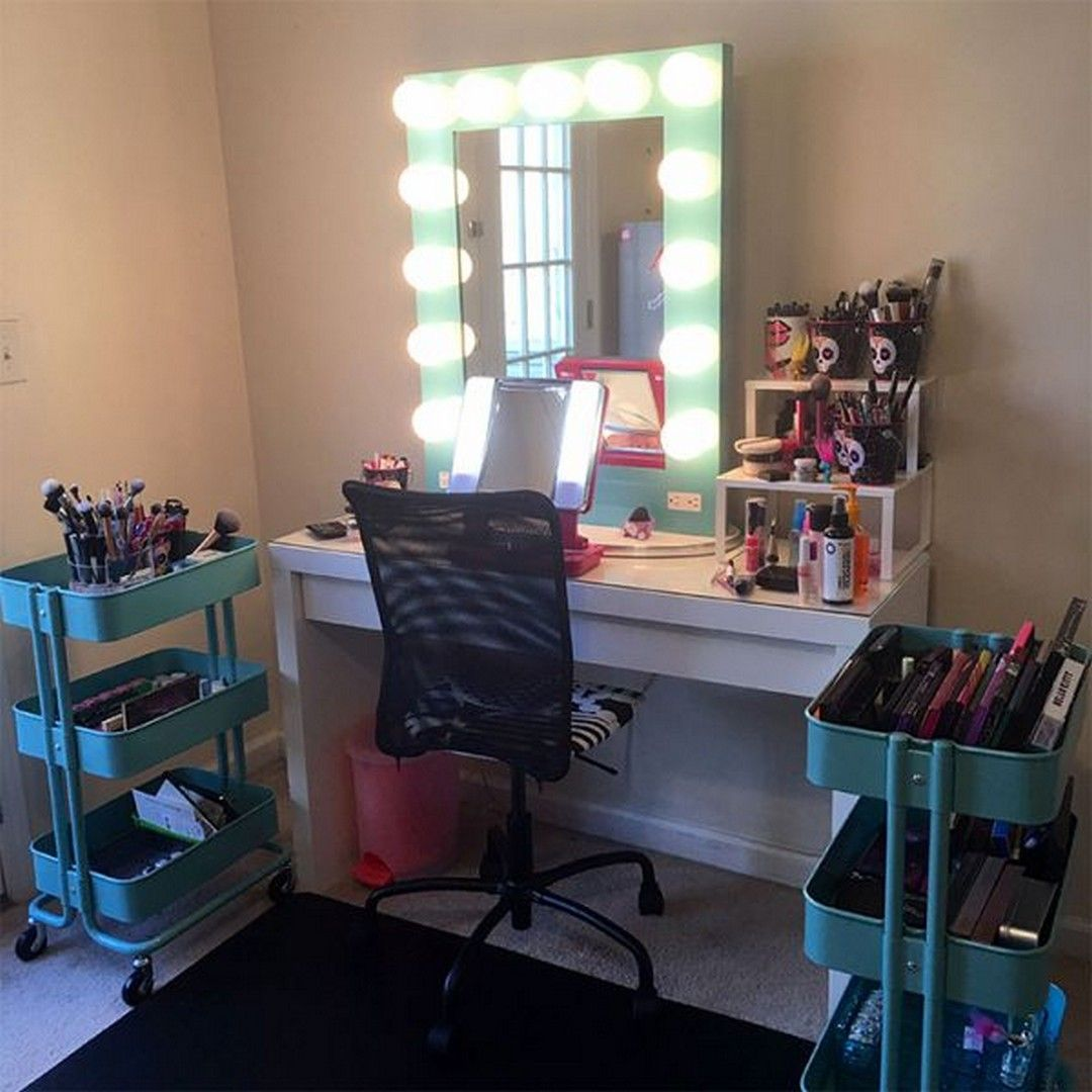 Ways Real People Store and Organize Their Makeup Diy