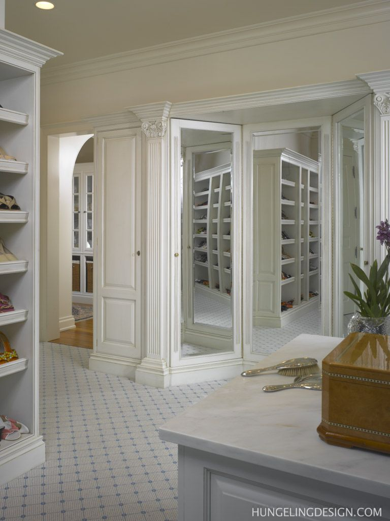 Clive christian dressing room new orleans la by for Master bedroom dressing room ideas