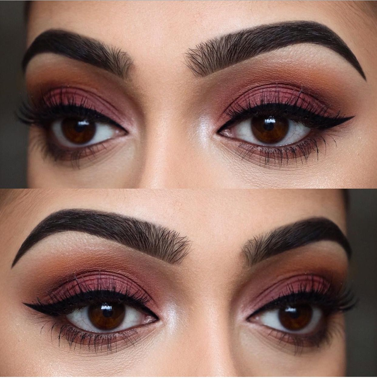 Burgundy Eyes Makeup Looks Pinterest Maquillaje And Ojos