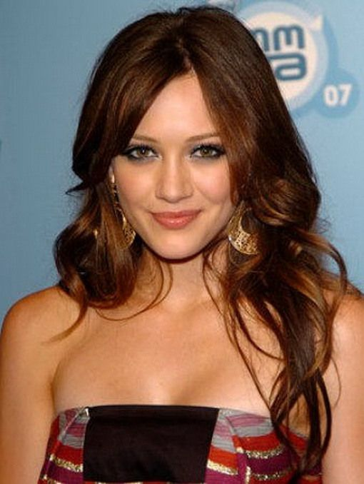 Brunette Hair Color Trends 2013 Hair And Makeup Pinterest