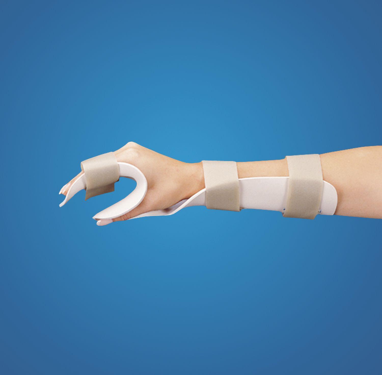 Antideformity Resting Hand Splint Burn Intrinsic Plus Wrist 30