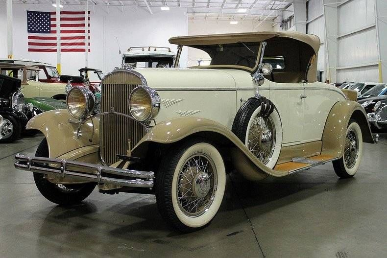 1930 Chrysler 70 Roadster Chrysler Chrysler For Sale