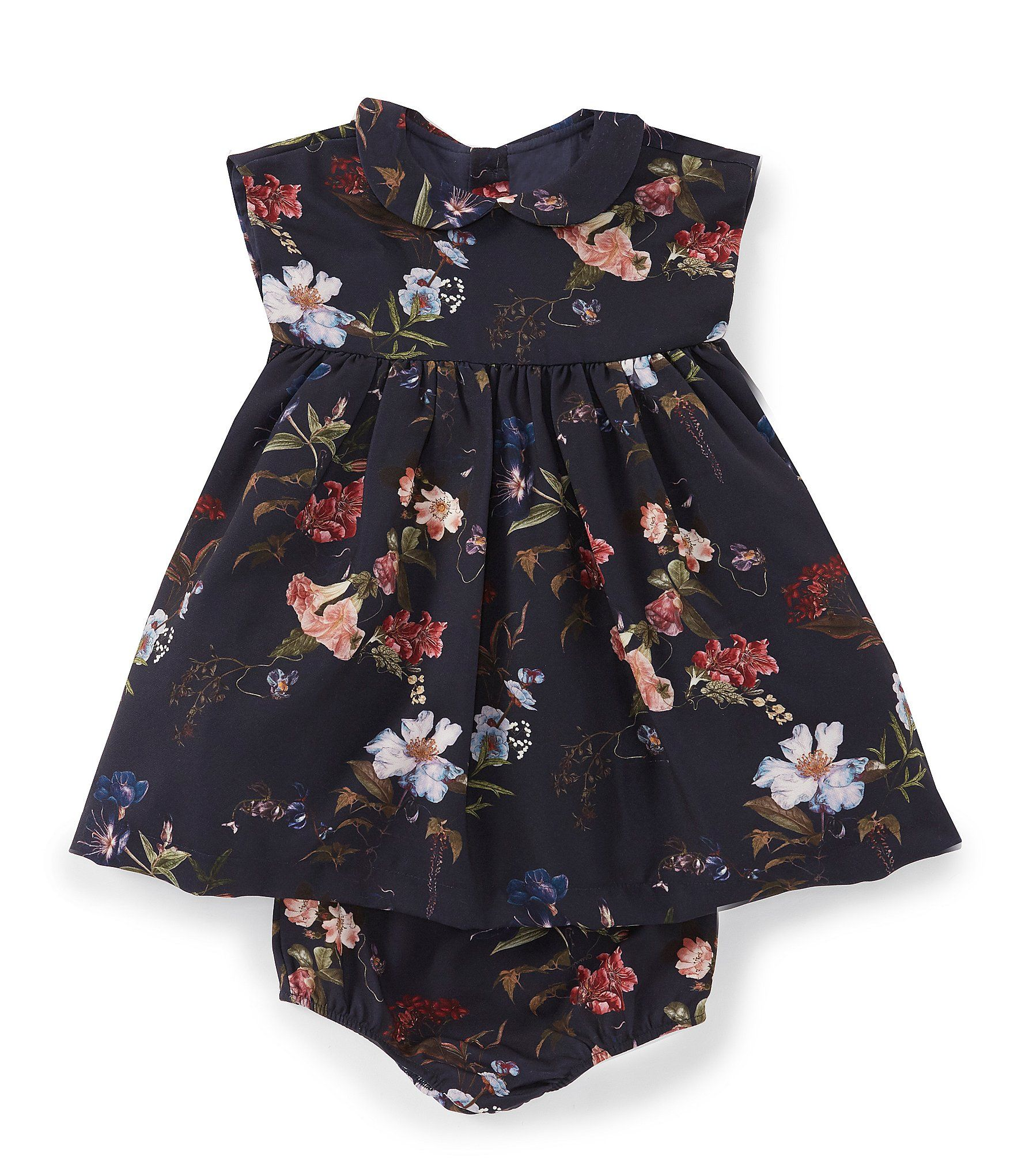d6913c7e45 Shop for Edgehill Collection Baby Girls 12-24 Months Mommy   Me Romano Floral  Dress at Dillards.com. Visit Dillards.com to find clothing