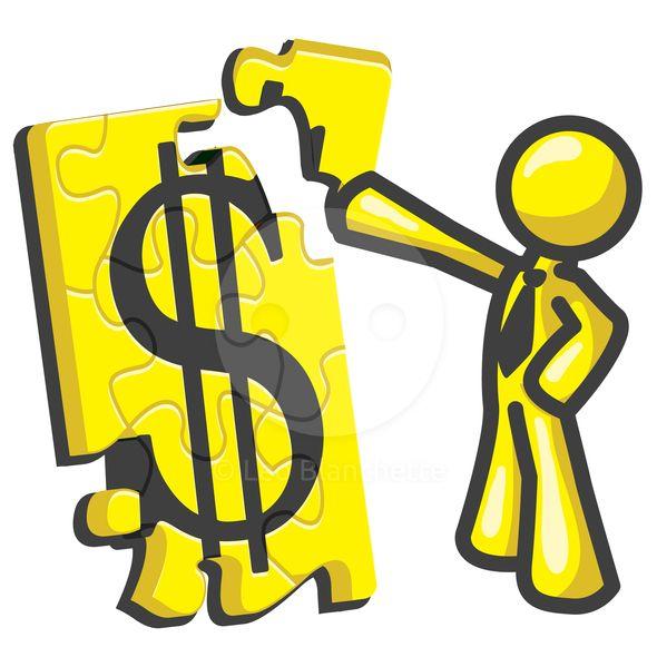 Finance Sign: Stock Illustration By Leo