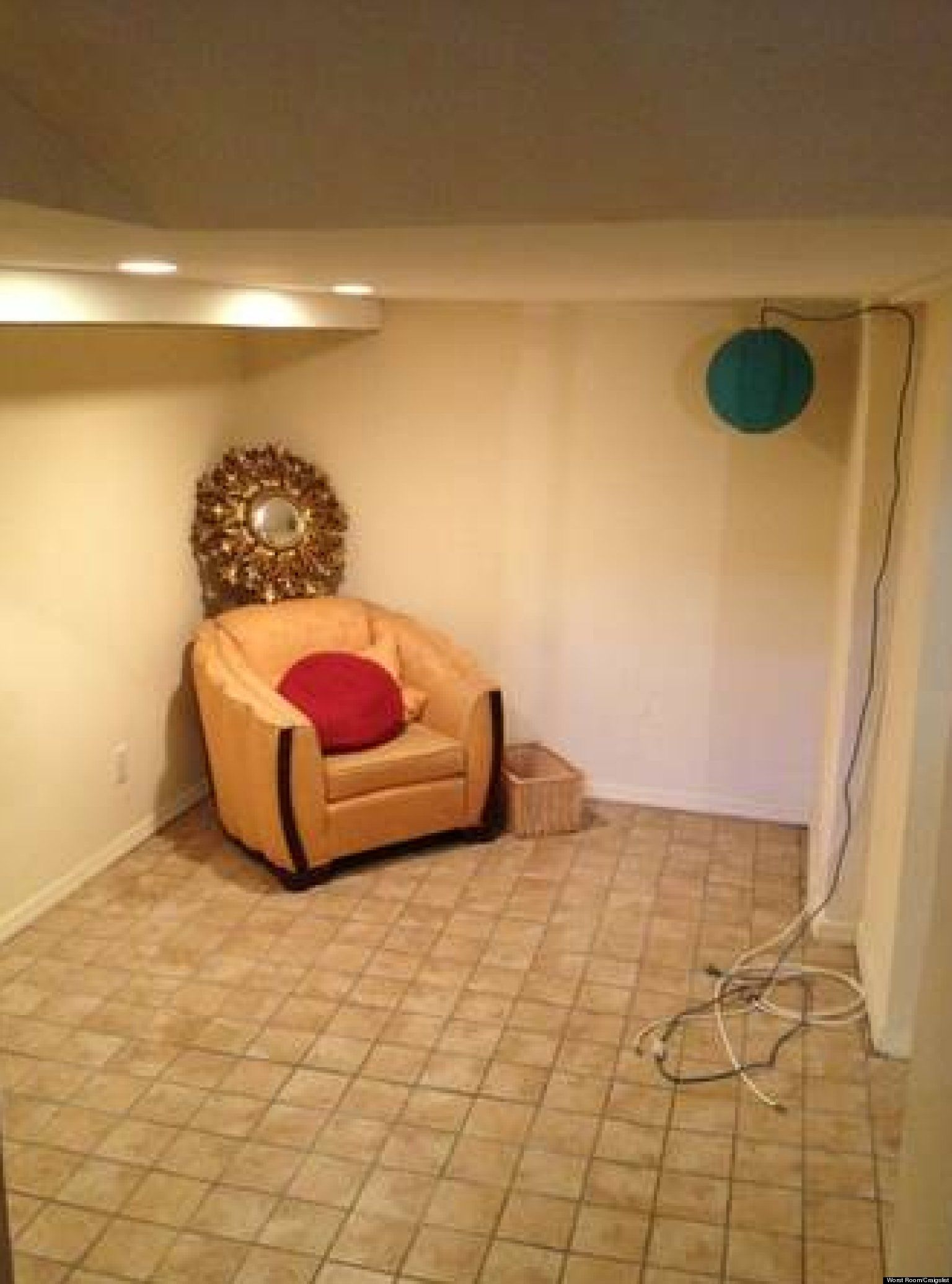 Are these the worst rooms in all of nyc bedroom door